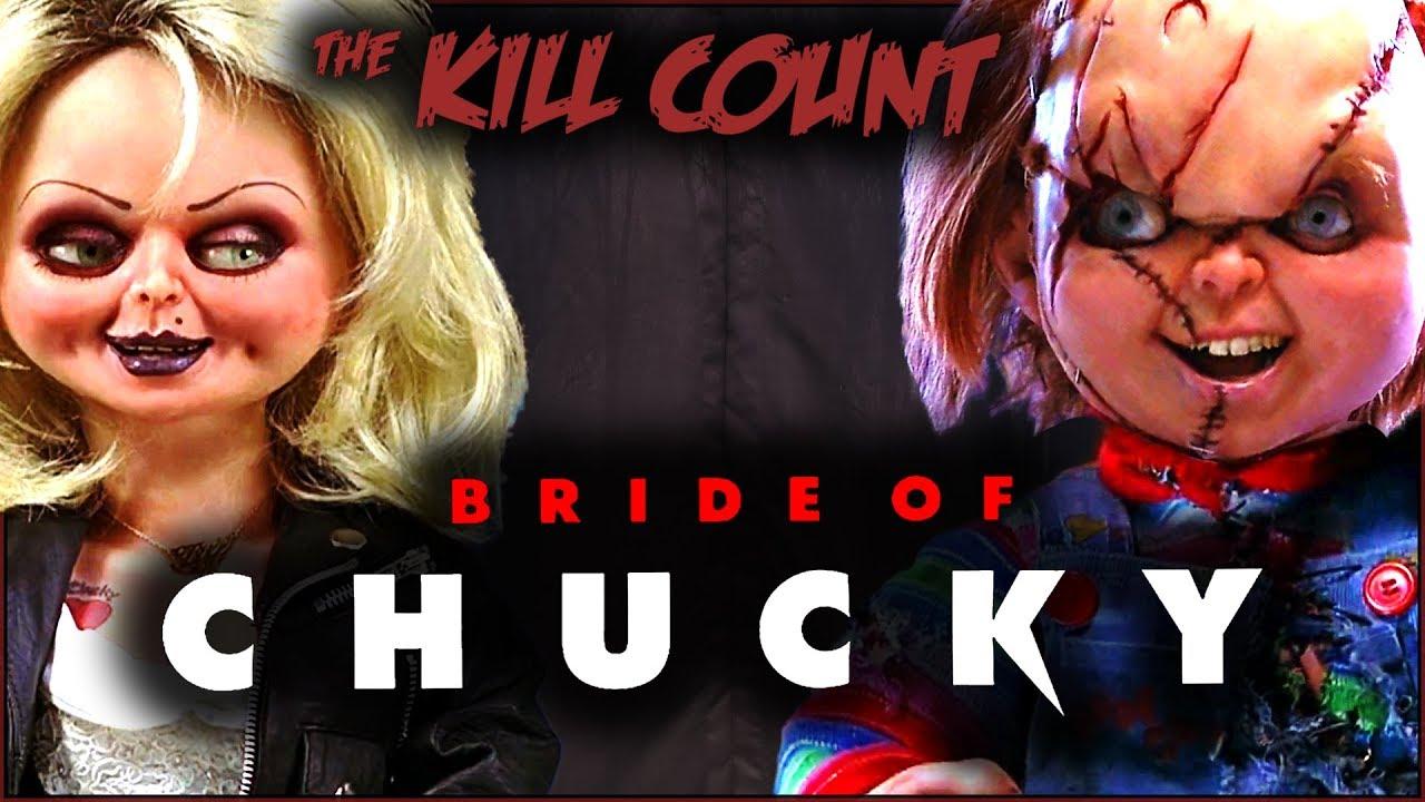 Download Bride of Chucky (1998) KILL COUNT
