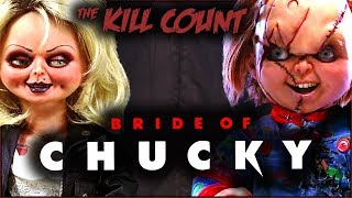 Bride of Chucky (1998) KILL COUNT