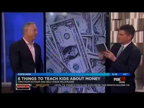 Steve Siebold on Fox 19 Cincinnati