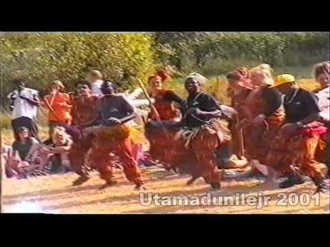 Utamaduni Dance Troupe 1980-2015