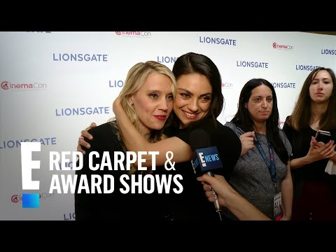 "Mila Kunis & Kate McKinnon Talk New ""Spy"" Comedy 