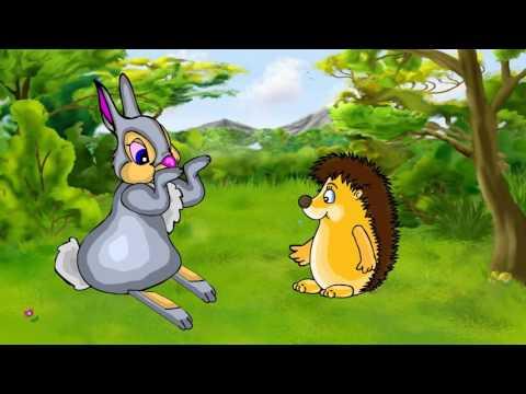 Вопрос: Почему у зайца уши длинные?