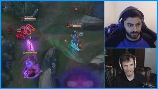 Here's How Good Yassuo's Zoe Truly Is...LoL Daily Moments Ep 822