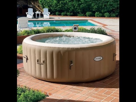 Best Inflatable Hot Tub Spa Review Instructions