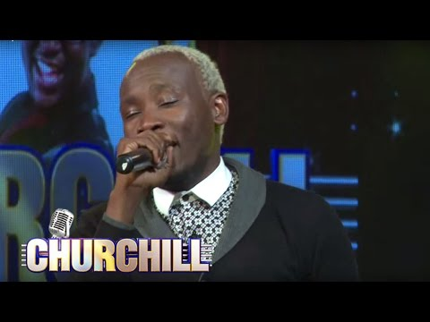 Daddy Owen On Churchill Show