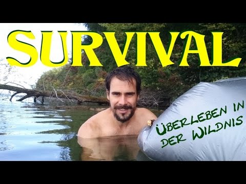 24H SURVIVAL TRAINING - ÜBERLEBEN IN DER WILDNIS