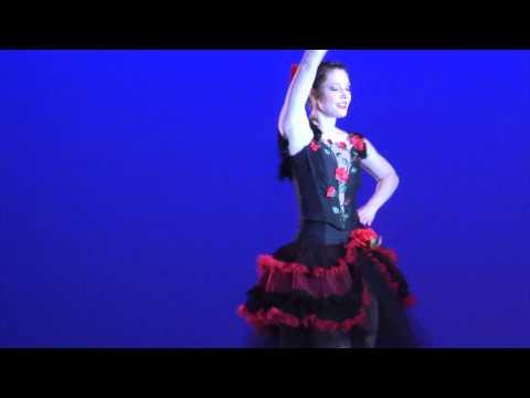 Esmeralda Variation from Revelations of Dance