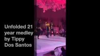 Tippy Dos Santos 21-year medley UNFOLDED concert (full version)