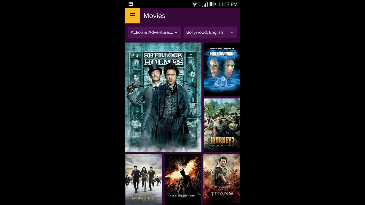 HOOQ services features and review