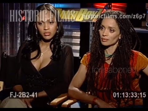 Lisa Bonet and Meagan Good ed for Biker Boys 2003