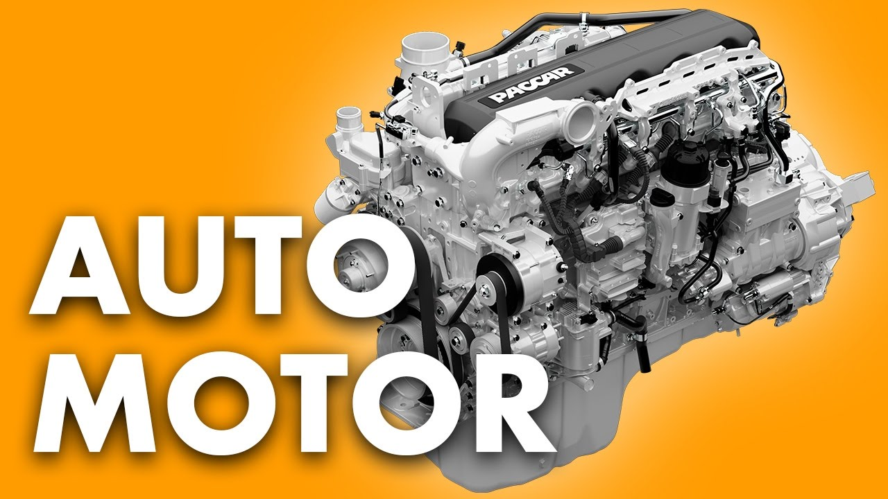 Wie funktioniert ein Automotor? - YouTube