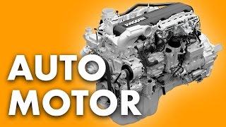 Wie funktioniert ein Automotor?