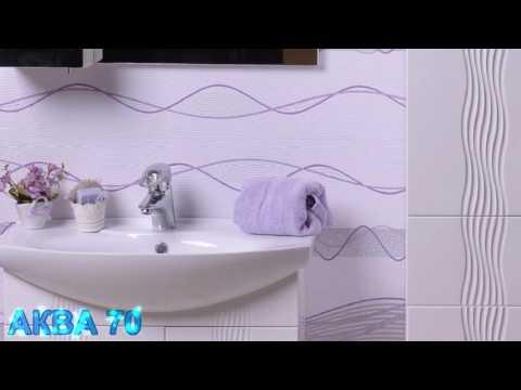 Аква - мебель для ванной. Фабрика Мойдодыр