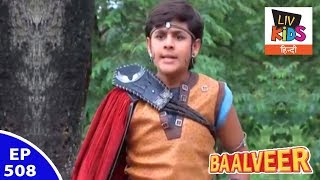 Baal Veer - बालवीर - Episode 508 - Baalveer Rescues The School Bus