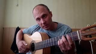 Испанская гитара.Урок.Jesse Cook-Flamenco.Вступление