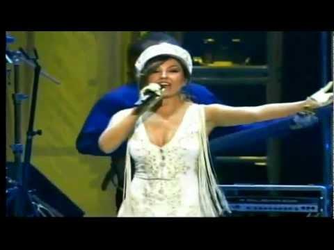 Selena Vive - Amor Prohibido ( Thalia )