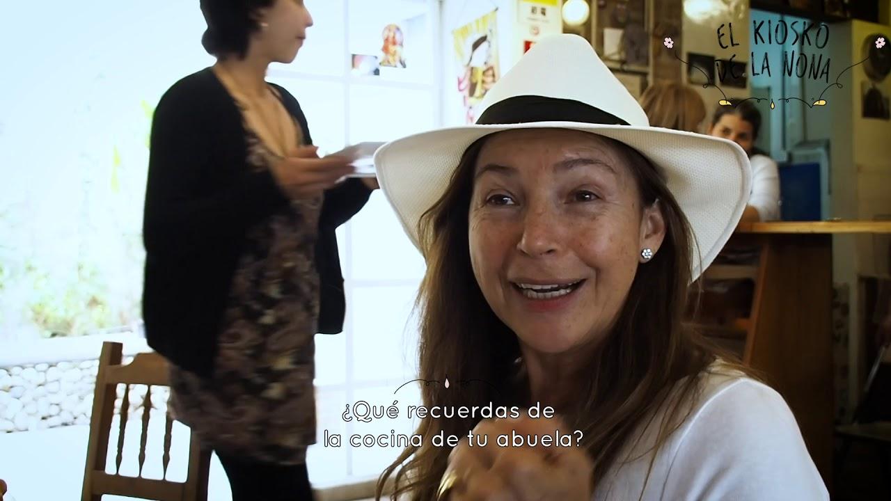 Documental: Antojos colombianos con Inesita en el Kiosko de la Nona