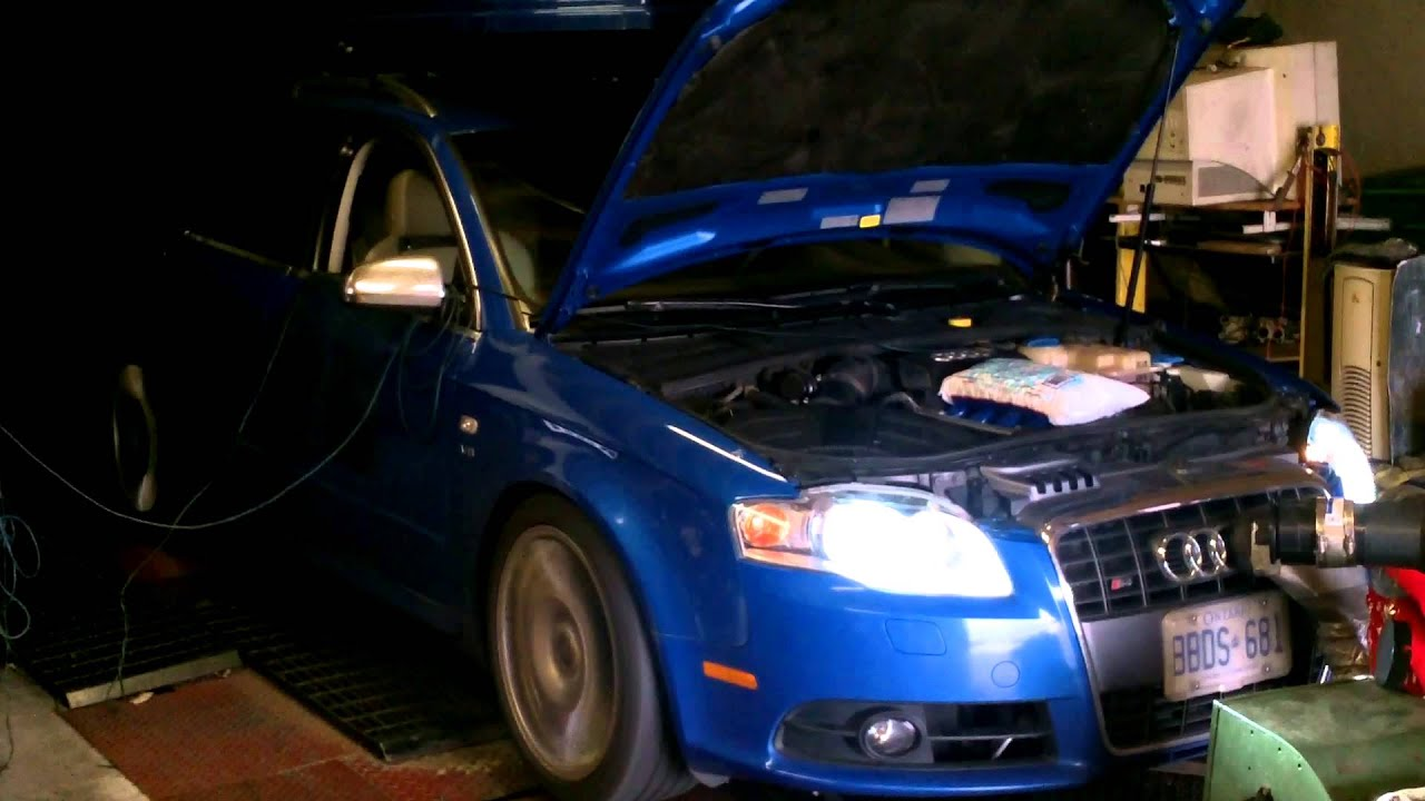 Audi S4 B7 Supercharger Best Resume Fuse Box Jhm Supercharged Dyno 421whp 350wtq Youtube