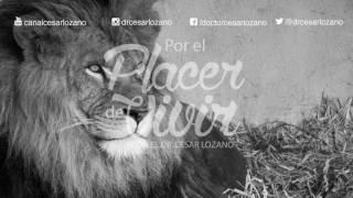 """""""Lograr el respeto de tus hijos sin pelear""""  Por el Placer de Vivir con el Dr. César Lozano"""