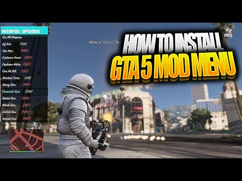 How To Install GTA 5 Mod Menus On ALL Consoles! (PS4, PS3, Xbox One & Xbox 360) NEW June 2017!