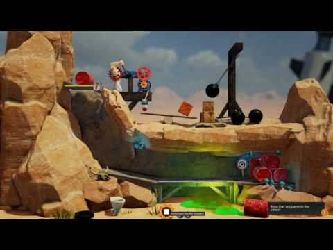 Crazy Machines 3 Gears Ropes And Balloons 9 -15 |
