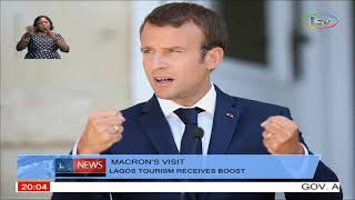 French President Visit to boost tourism and Lagos economy