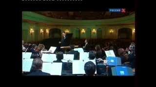 Бетховен 5 й ф ный концерт Луганский ф но и Плетнёв дир