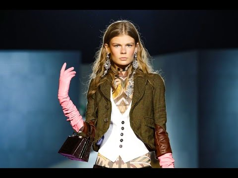 Dsquared² | Fall Winter 2015/2016 Full Fashion Show | Exclusive