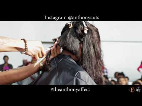 Anthony Cuts video from Detroit MI SMG Hairshow