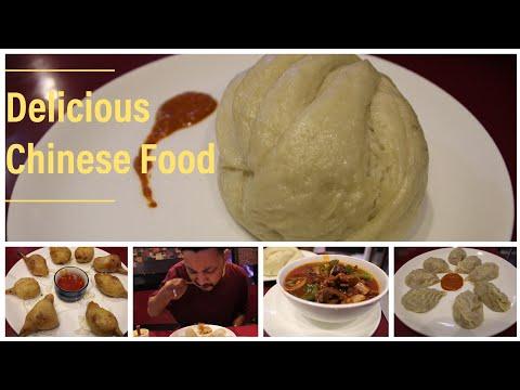 Delhi - Yo Tibet Restaurant -Super Tasty Chinese Food.