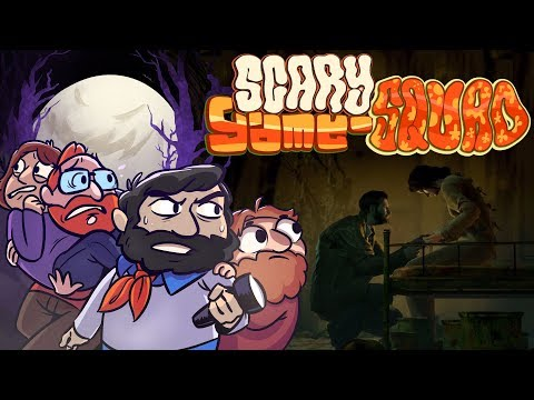 Husband and Wife | Call of Cthulhu | Scary Game Squad Part 10