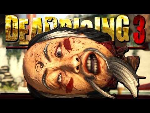 WHERE'S YOUR HEAD AT??| Dead Rising 3 - Part 2 (PC Version)