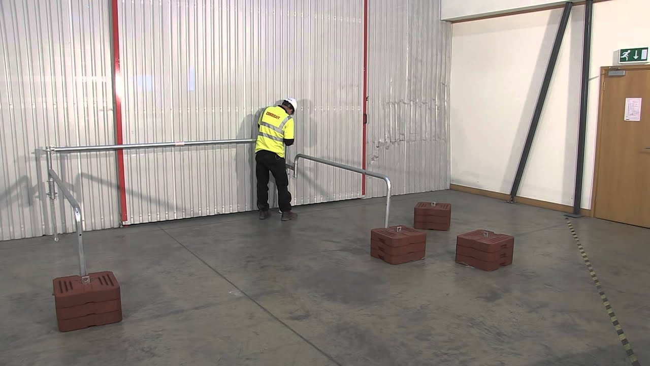COMBISAFE Counterweight System - Installation Video