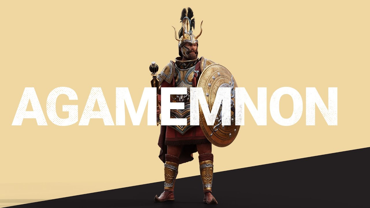 AGAMEMNON / Total War: TROY / A Total War Saga