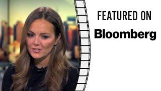 "Nicole Lapin Talks Facebook Monetization on ""Bloomberg West"""