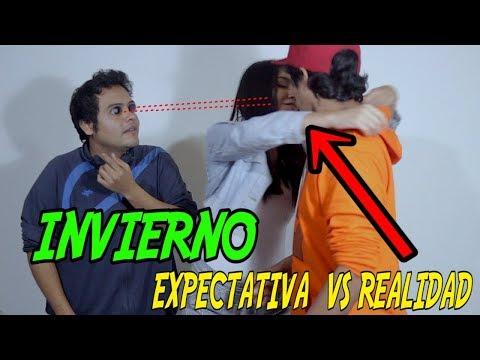 INVIERNO ( Expectativa vs Realidad ) - Loco IORI