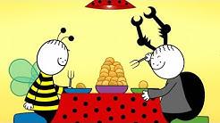 Bogyó és Babóca: Gombócok
