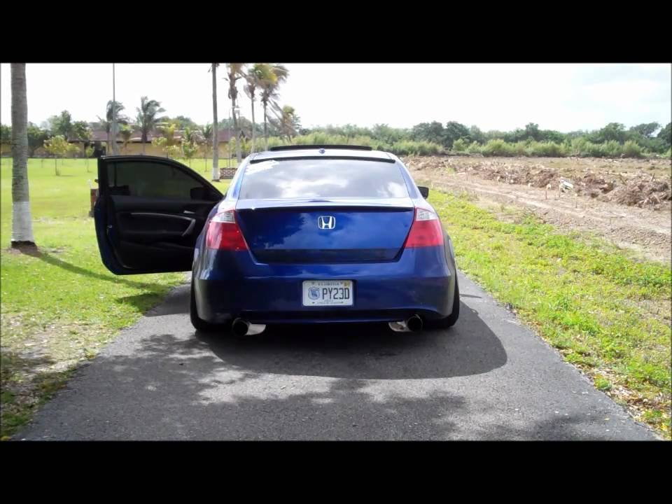 2010 Honda Accord V6 Magnaflow Cbe No Resonator W Rv6 J