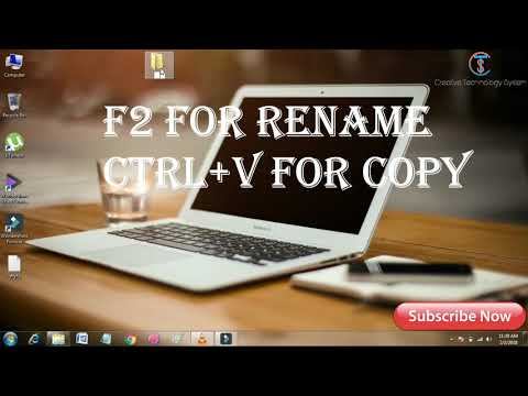 How to create hiden folder or without name folder || By Creative Technology System