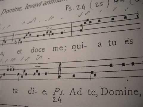 Quaresima, Canto Beneventano, XI secolo, DIRIGE ME DOMINE, Giovanni Vianini, cantore, Milano, Italia