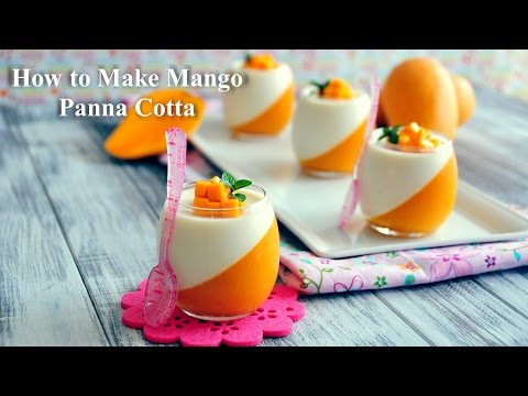 how-to-make-mango-panna-cotta