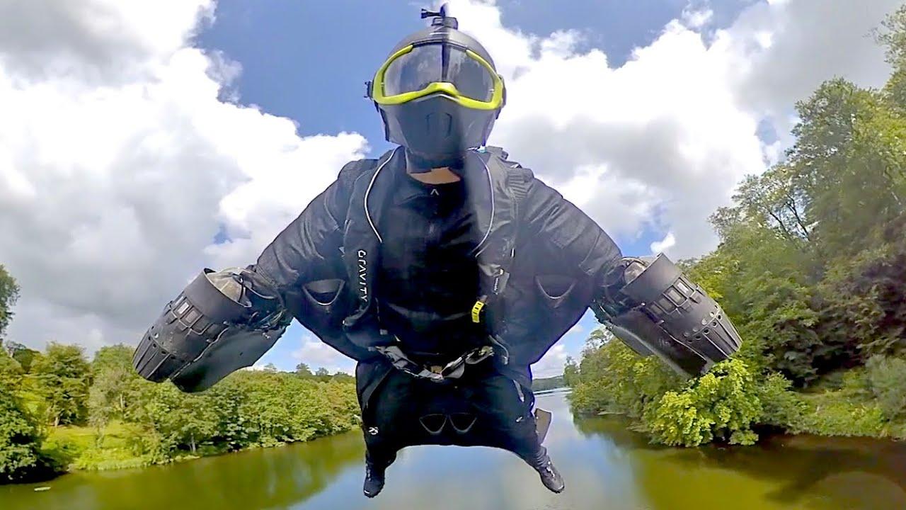 Lake Wing Testing At Speed!