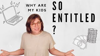 Why Are My Kids So Entitled? || Mayim Bialik