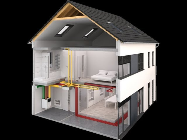 Zehnder Heat Recovery and Ducting Systems - HRV - ERV