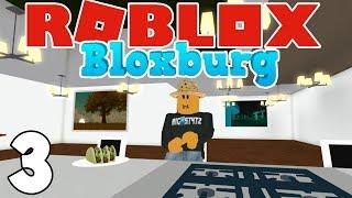 I MET MY NEW NEIGHBORS! | Roblox BLOXBURG | Ep.3