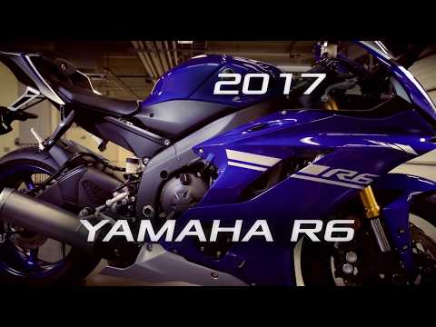 2017 Yamaha YZF-R6 First Ride Review