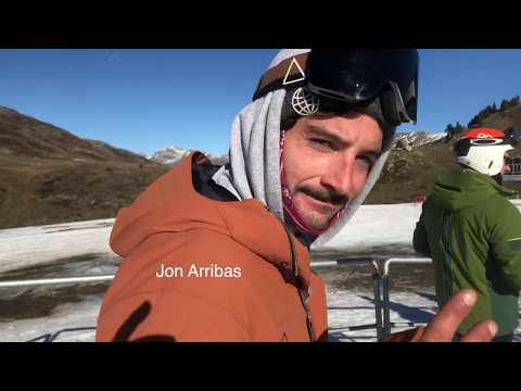 Day 1 video edit with DROP-IN Snowboard coaches and youth blood guys