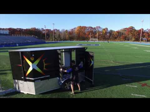 Mobile Fitness Equipment's - Portable Gym - TrailerFit