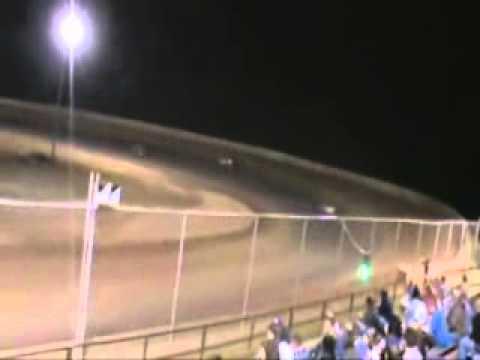 Baton Rouge Raceway Rookie Stinger Feature 5 14 2011