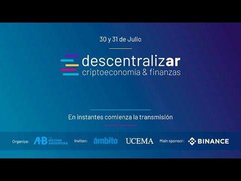 Descentralizar - Criptoeconomía & Finanzas - Jornada II